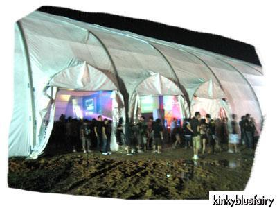 Rave tent