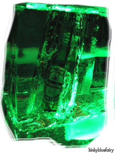 Heineken Extra Cold Launch