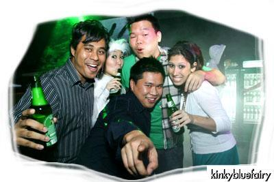 Semangat! (more like drunk)
