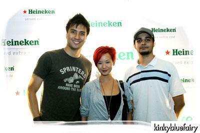 Azwin Andy, Joyce Wong, Vinder Singh