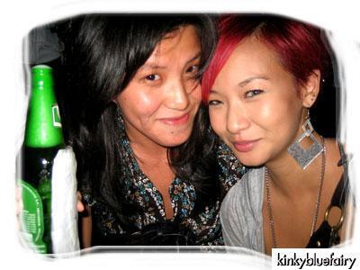 Sarah Chan + Joyce Wong
