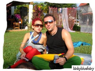 Colourful Nik + Fairy