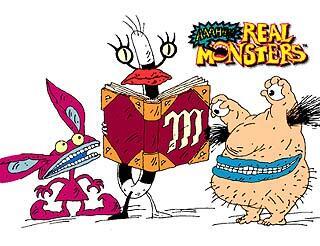 Aaah Real Monsters!