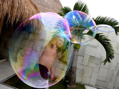 The Bubble Master
