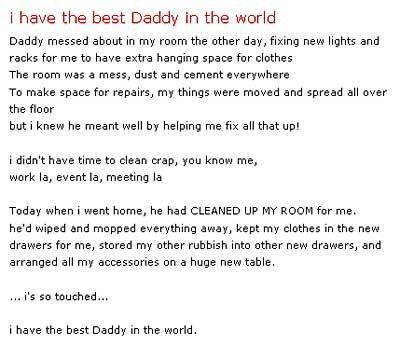 Daddy\'s Day