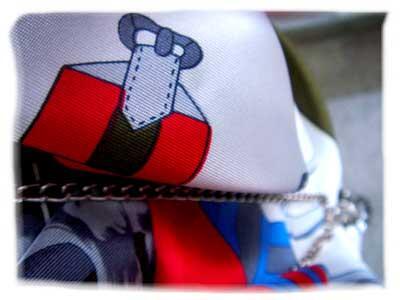 i heart cartoon belt feature!