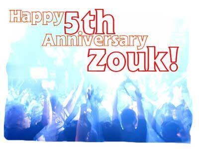 Zouk Anniversary