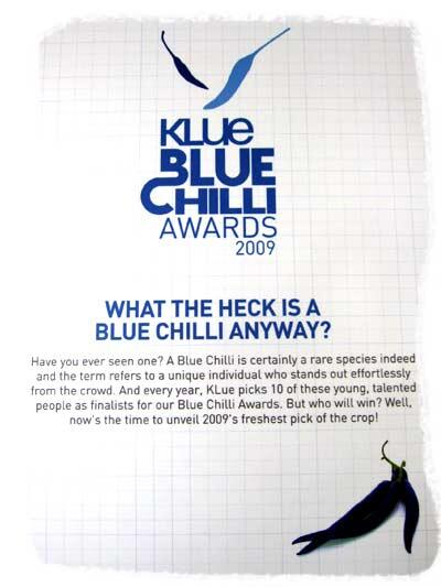 KLue Blue Chillies Award 2009