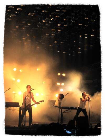 Nine Inch Nails Singapore