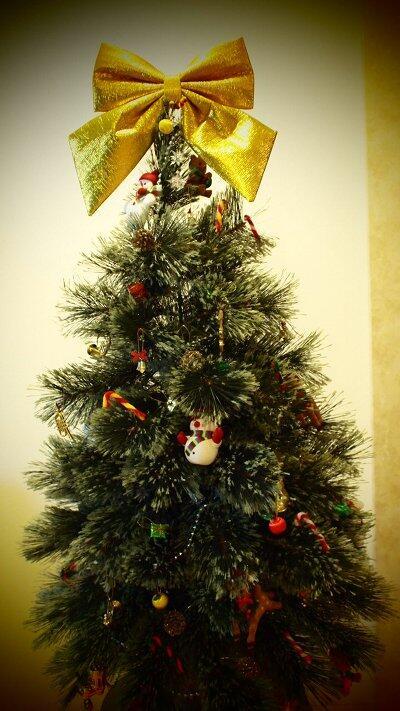 fairy christmas tree!