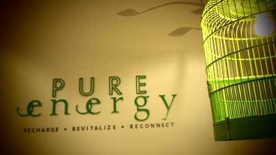 pure energy spa kl