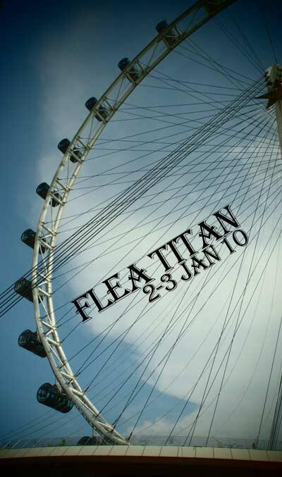 Flea Titan Singapore