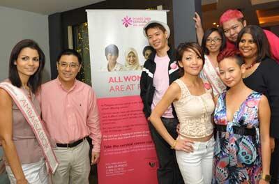 Power Over Cervical Cancer (POCC)