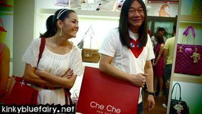 Hello Kitty X Che Che New York Launch @ KL