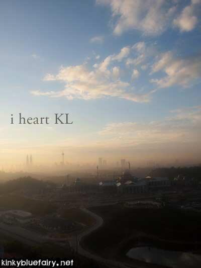 sunrise @ kl