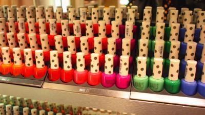topshop nail colour