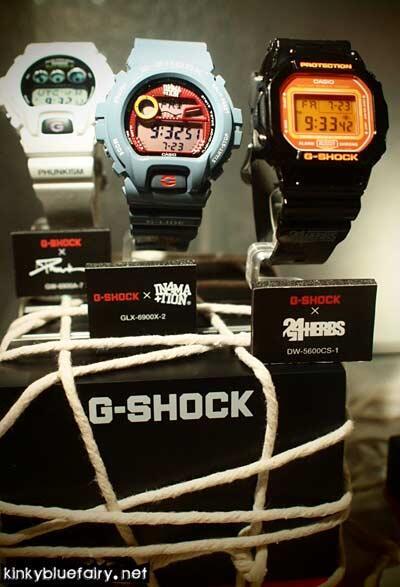 g-shock shock the world tour @ zouk kl