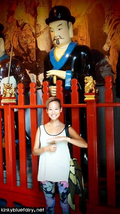 Town God's Temple Shanghai