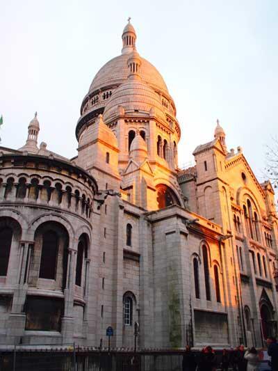 Monmarte Paris France