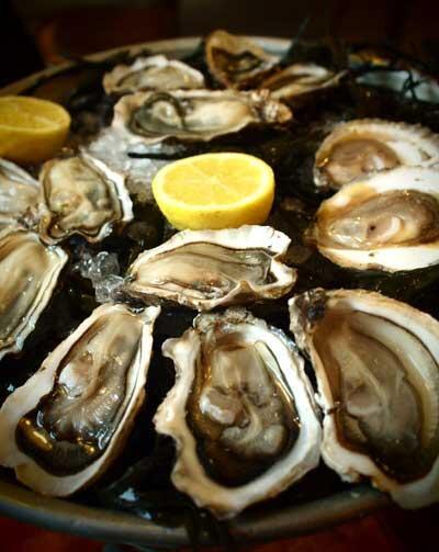 oysters bordeaux