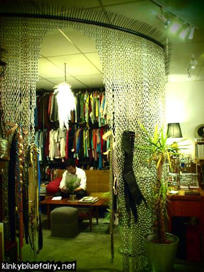 SEETHROUGH boutique kl malaysia