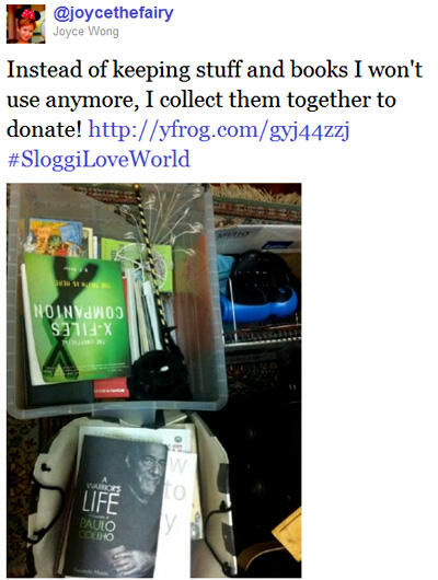 Sloggi Love World Campaign