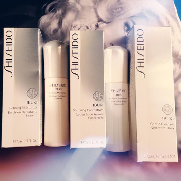 aa shiseido ibuki