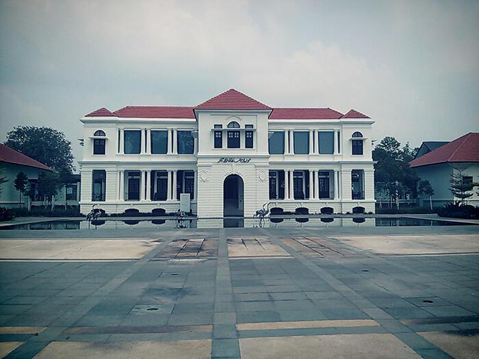 sultan abu bakar museum