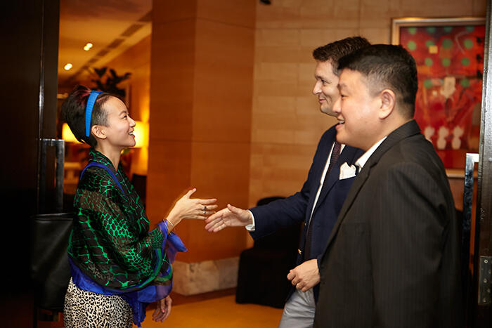 Blogger,-Ms.-Joyce-Wong-with-Montblanc-SEA-Managing-Director-Mr.-Andreas-Boesch-&-Montblanc-Malaysia-General-Manager,-Mr.-Gan-Teck-Hock