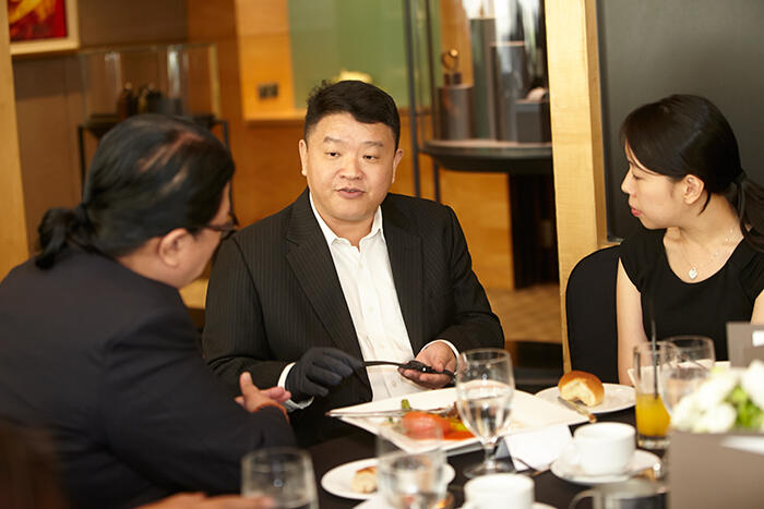 Men's-Uno-Managing-Editor,-Mr.-Fabian-Fom,-Montblanc-Malaysia-General-Manager-Mr.-Gan-Teck-Hock--&-Prestige-Special-Projects-Editor,-Ms.-Audrey