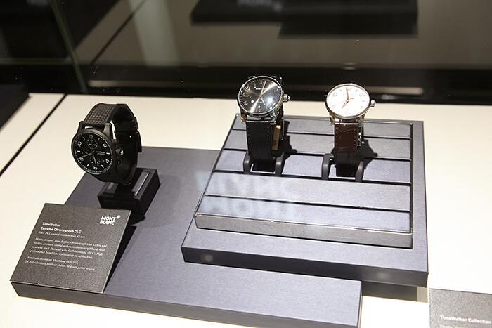 Montblanc-TimeWalker--Extreme-Chronograph-DLC-&--Montblanc-TimeWalker-Automatic