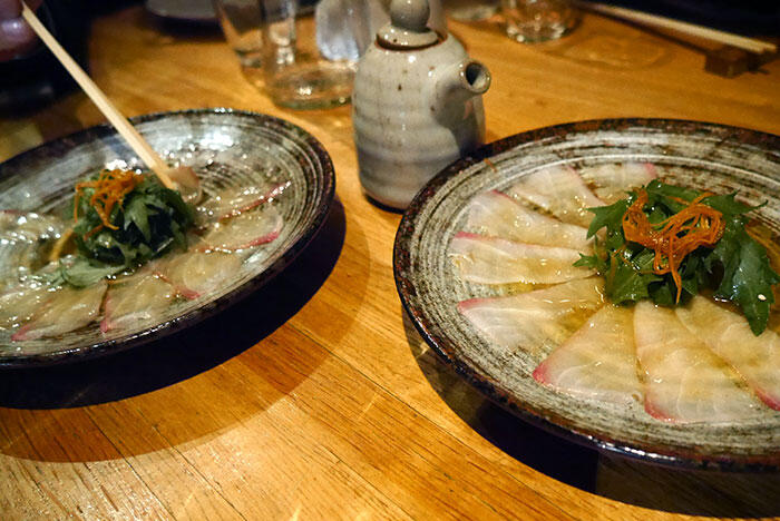 bb-london-roka-5-fish-carpaccio-in-truffle-sauce