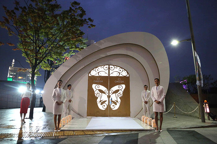 omega-butterfly-event-seoul-1