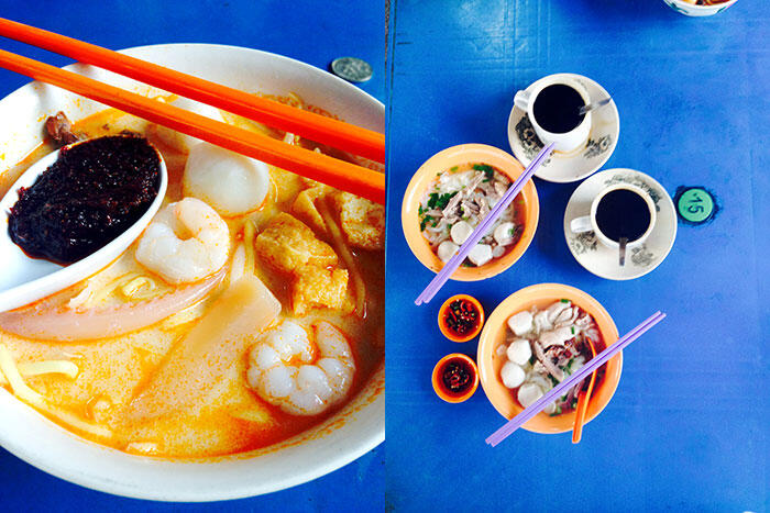 kinkybluefairy-penang-georgetown-curry-laksa-breakfast