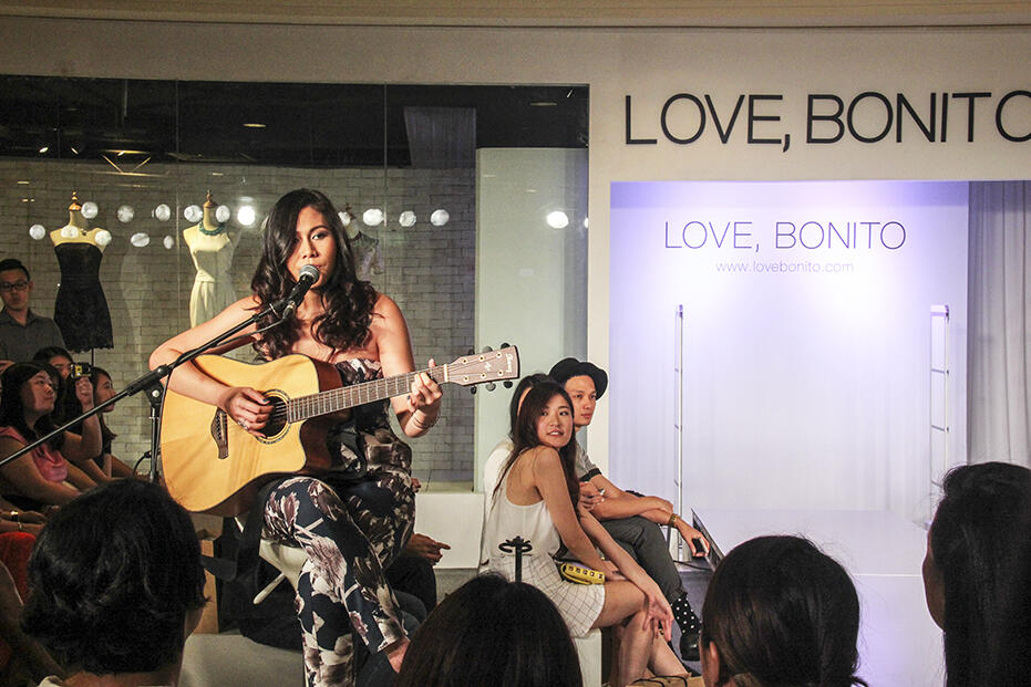 Love Bonito Mid Valley Store Launch Fashion Show 18 meliha faisal