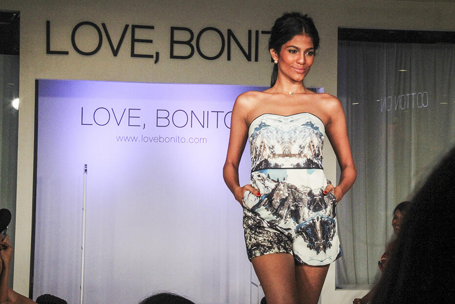 Love Bonito Mid Valley Store Launch Fashion Show 20 thanuja ananthan