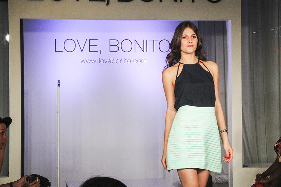 Love Bonito Mid Valley Store Launch Fashion Show 21