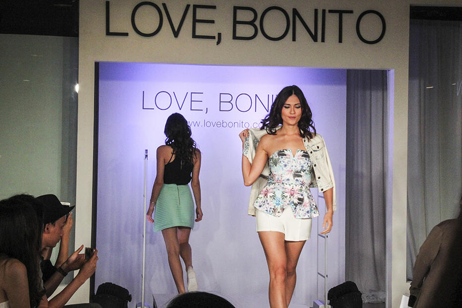 Love Bonito Mid Valley Store Launch Fashion Show 22