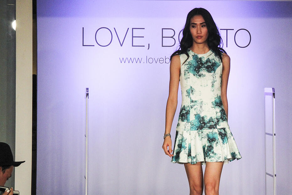 Love Bonito Mid Valley Store Launch Fashion Show 23