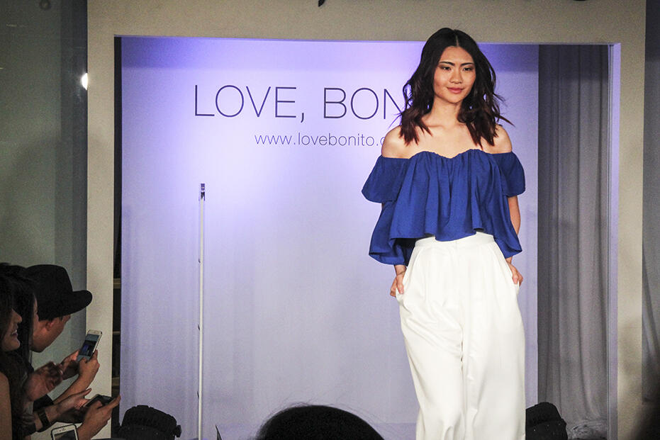 Love Bonito Mid Valley Store Launch Fashion Show 25