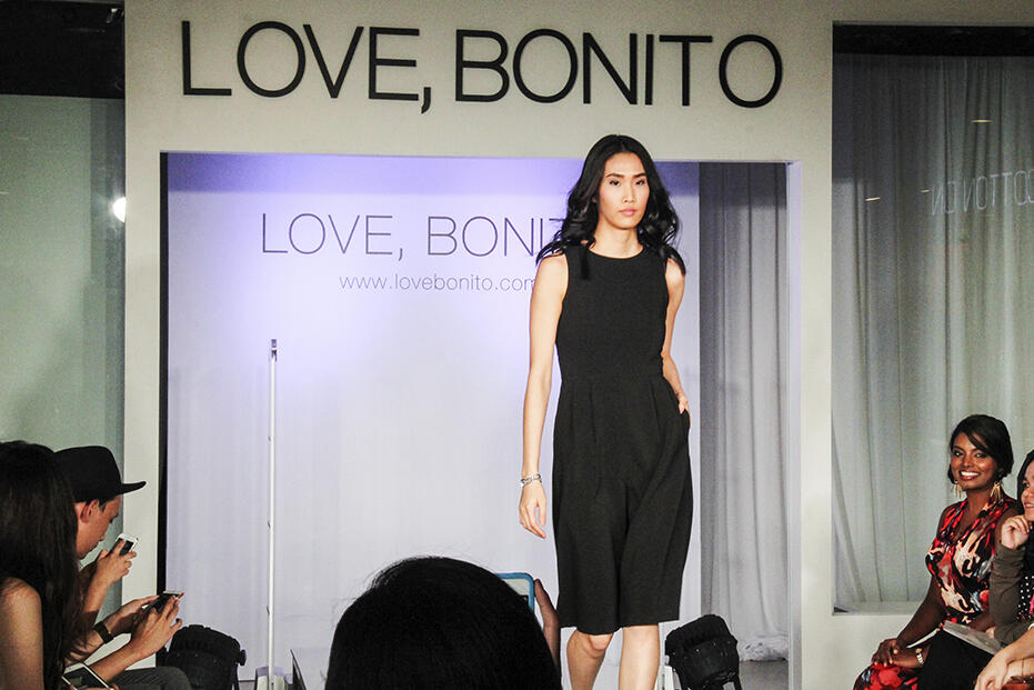 Love Bonito Mid Valley Store Launch Fashion Show 28