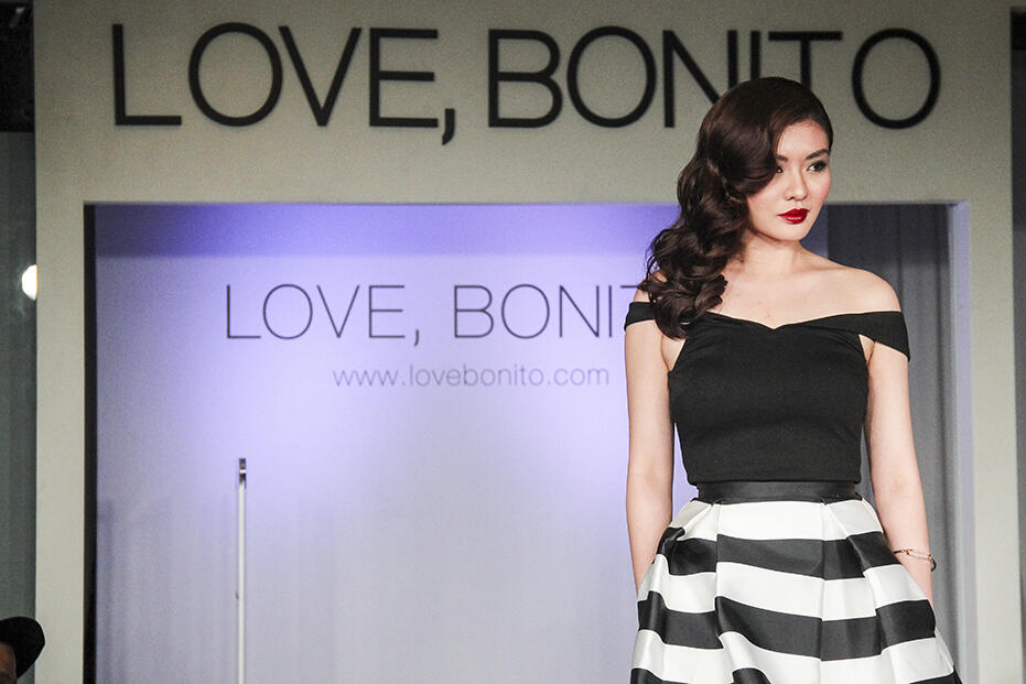 Love Bonito Mid Valley Store Launch Fashion Show 31 carey ng