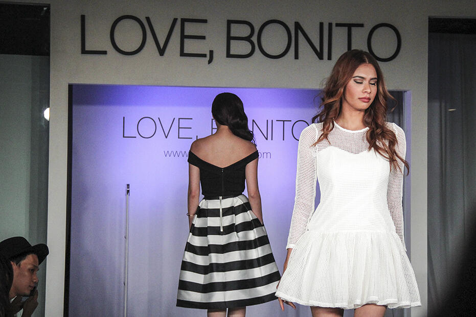 Love Bonito Mid Valley Store Launch Fashion Show 32