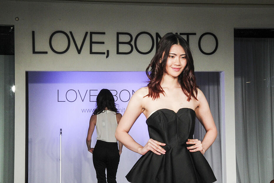 Love Bonito Mid Valley Store Launch Fashion Show 35