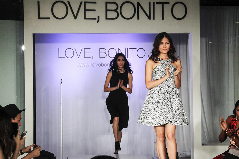 Love Bonito Mid Valley Store Launch Fashion Show 41