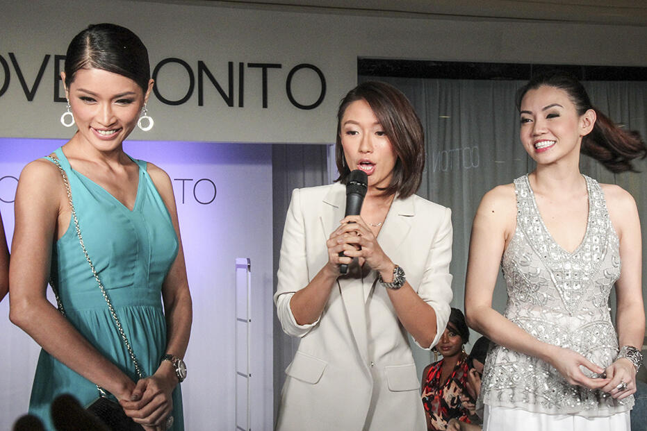 Love Bonito Mid Valley Store Launch Fashion Show 45 rachel lim viola tan amber chia