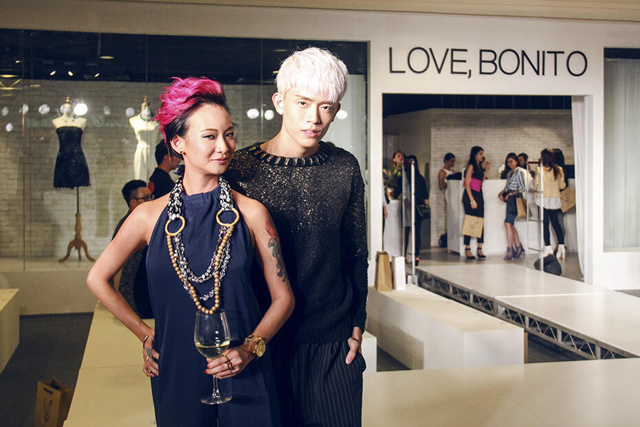 Love Bonito Mid Valley Store Launch Fashion Show 57 joyce wong brian see