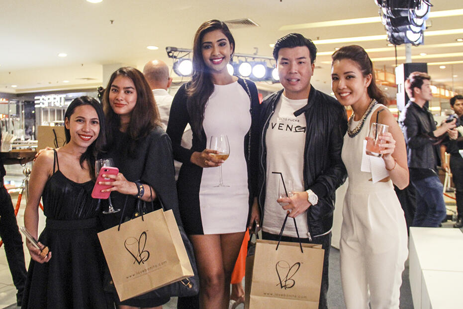 Love Bonito Mid Valley Store Launch Fashion Show 61