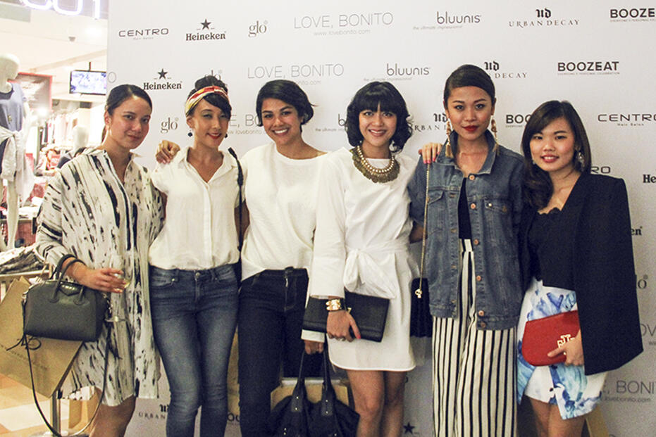 Love Bonito Mid Valley Store Launch Fashion Show 66