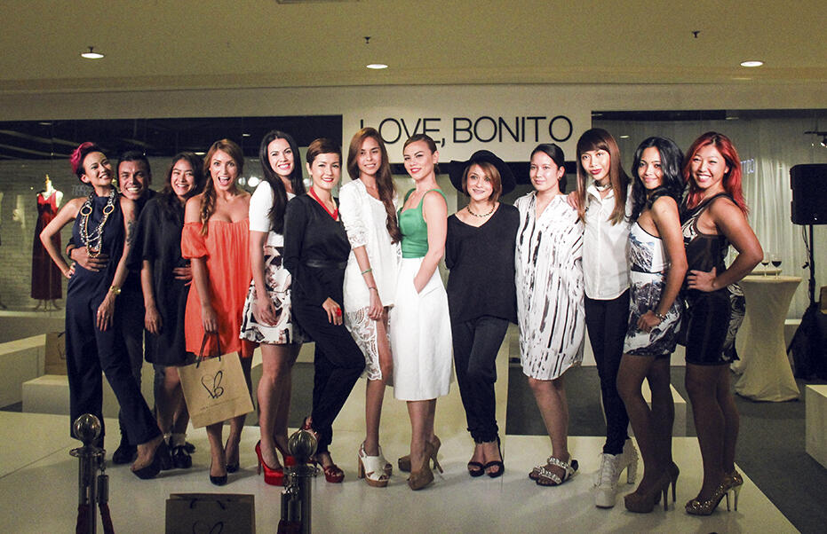 Love Bonito Mid Valley Store Launch Fashion Show 76